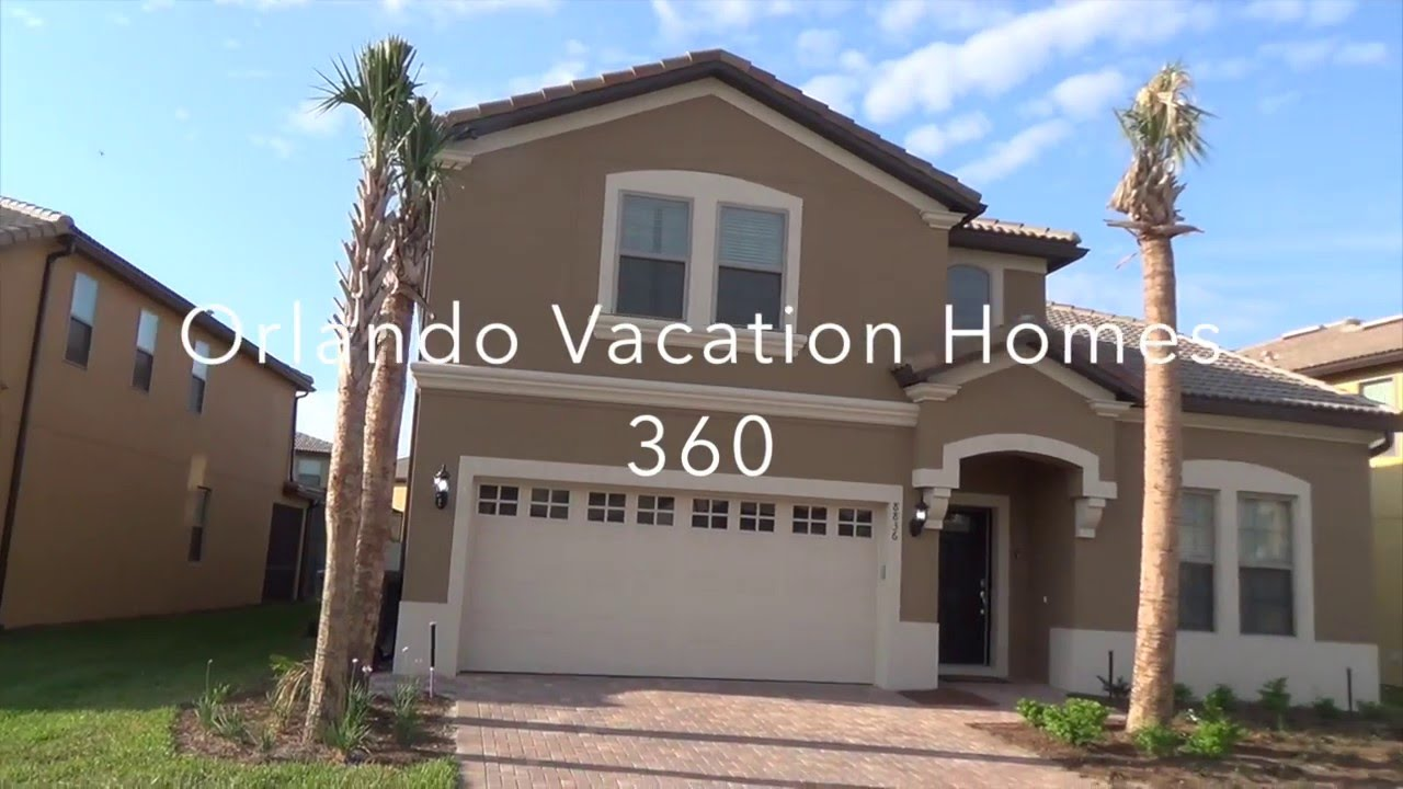 8 Bedroom Windsor Westside 407 966 4144 Vacation Rental Orlando Kissimmee Youtube
