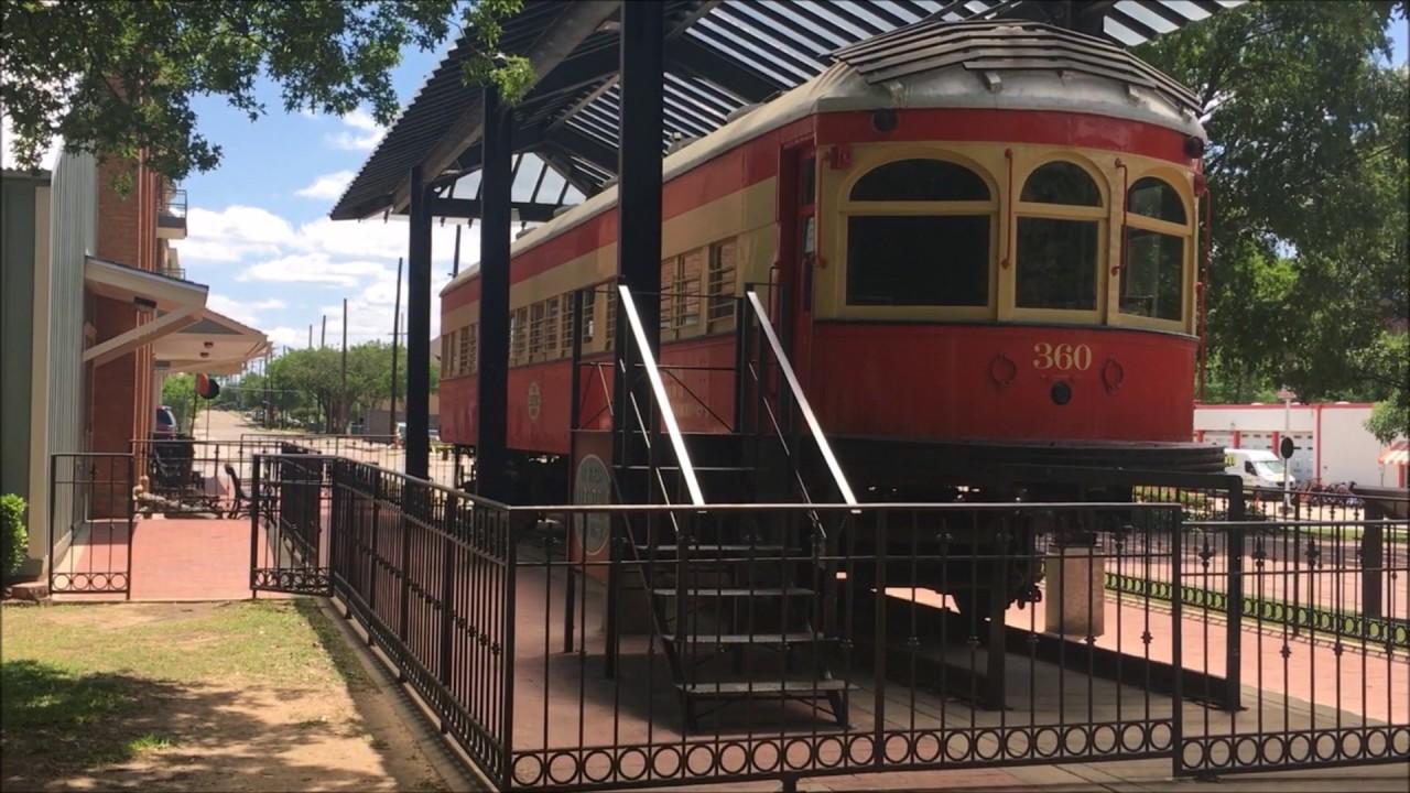 Interurban Car 360 Plano Texas Youtube