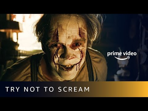 Try Not To Scream - March | Amazon Prime Video