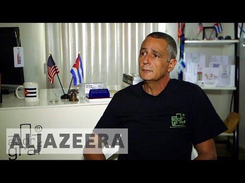 Cuba concerns over US trade embargo