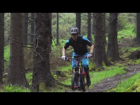 eMTB Media Support at the EWS 3 in Ireland (Bosch eBike)