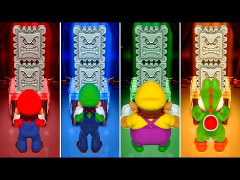 Super Mario Party - All Music Minigames