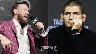 Хабиб сам решает с кем драться / Конор взорвался после слов президента UFC Даны Уайта