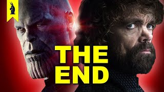 Why AVENGERS: ENDGAME Did What GAME OF THRONES Couldn't - Wisecrack Vlog