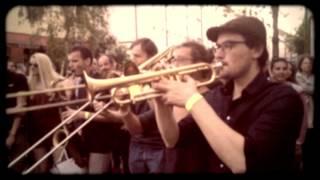 """BANDA INTERNATIONALE """"KIMLIK"""" - Albumrelease Outside MILLA Munich"""