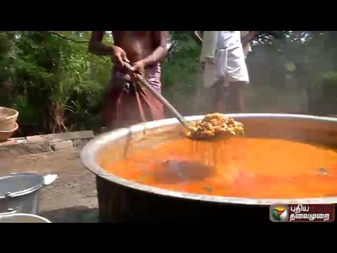 Oorum Unavum: Pudukottai 4: Poorpanaikottai - Manti Kulambu | 11/12/16 | Puthiya Thalaimurai TV