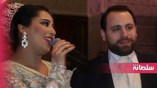 الفنانة فاتن هلال بك تفاجئ زوجها نزار بأغنية رومانسية في ليلة العمر 2017 Video