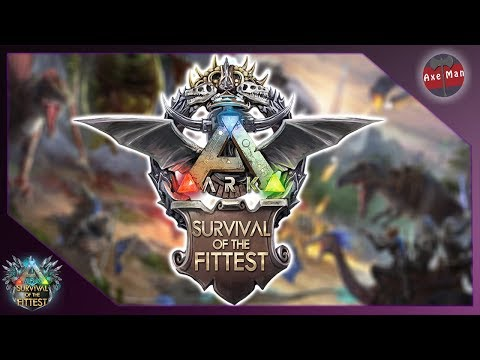 🔴 LOOKING FOR SOME VICTORIES 🔴| ARK SURVIVAL OF THE FITTEST 💪 | LIVE STREAM