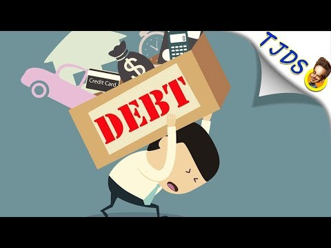 Americans See Themselves In Debt Forever - New Poll