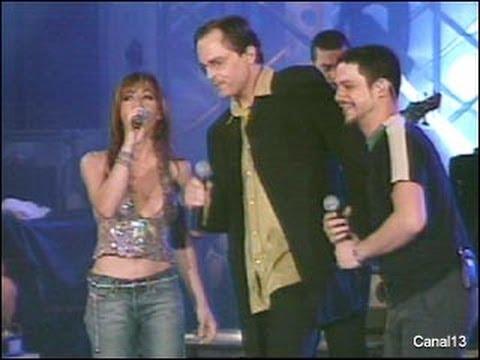 Alejandro Sanz, Miguel Bosé & Ana Torroja | Corazón Partío [directo]