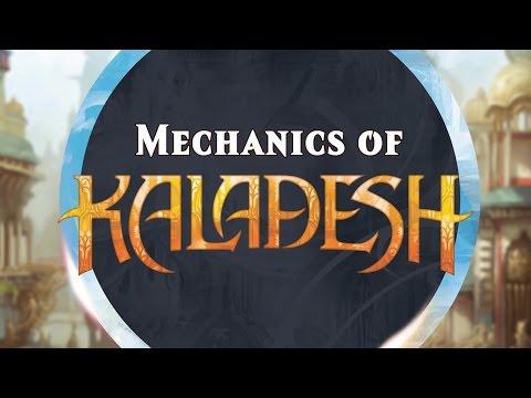 Magic at PAX: Kaladesh Mechanics Panel