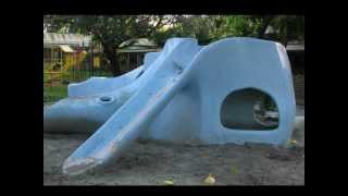 Build Your Own Kids Slide. From Bricks?