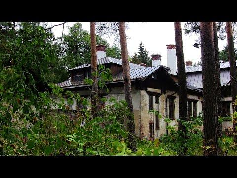 Усадьба Морозовых в Глуховском парке Ногинска (11.10.15)