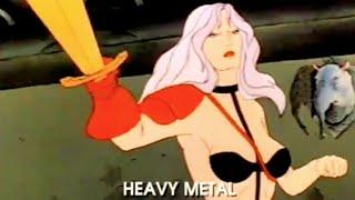 Heavy Metal (1981) Movie Trailer - Richard Romanus, Susan Roman & John Candy