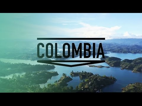 Solo Backpacking: Colombia - GoPro