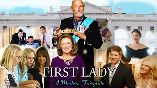 First Lady (2020) | Trailer | Nancy Stafford | Corbin Bernsen | Stacey Dash
