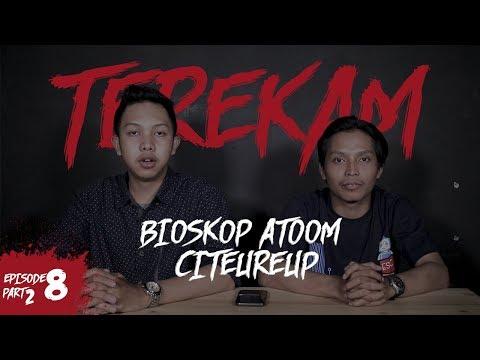 Foto Penampakan Yang Tertangkap Kamera Di Bioskop Atoom Citeureup