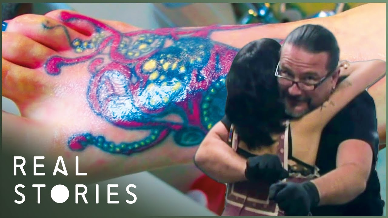 Transforming Terrible Tattoos: The Cover Artist (Uplifting Documentary) | Real Stories