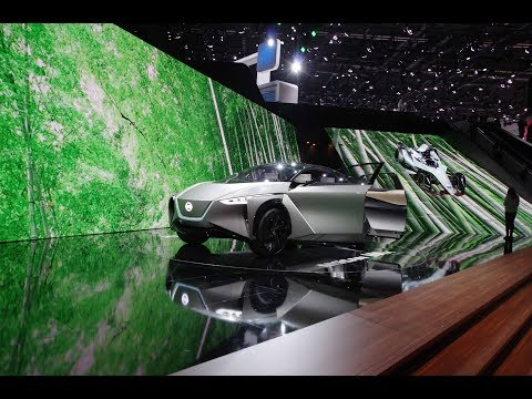 Geneva Motor Show walkabout 2018 - GIMS