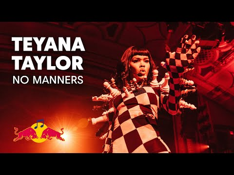 Teyana Taylor - No Manners | LIVE | Red Bull Music Festival New York