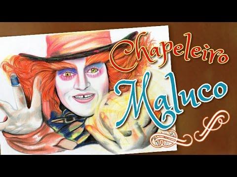 Alice Atraves Do Espelho Desenho Chapeleiro Maluco Youtube