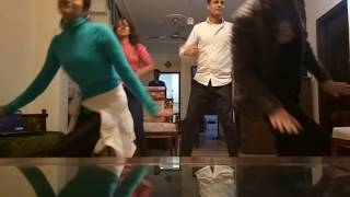 Wedding Choreography/Bride Groom Dance/rehearsal/Tu Meri Rani/Thinking Out Loud/Kisi Disco Me/