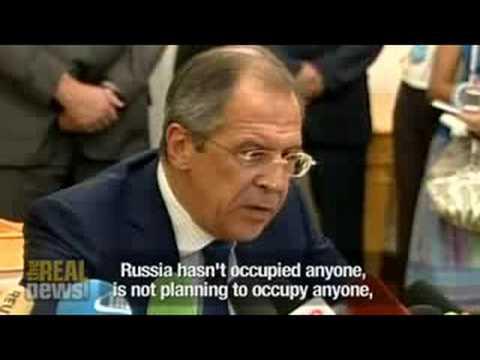 NATO warns Russia