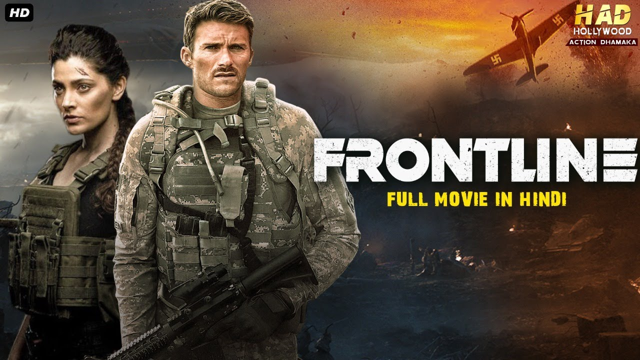 FRONTLINE - Hollywood Action Movie In Hindi   Hollywood Movies In Hindi Dubbed Full Action HD
