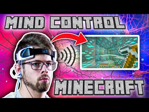 I Used My Brain Waves to Play Minecraft Latest Gaming Videos on VIRAL CHOP VIDEOS