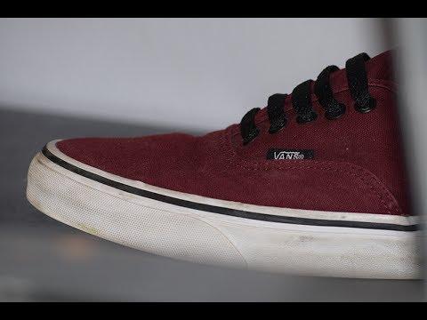 368da403d85dfa How to Lace Vans