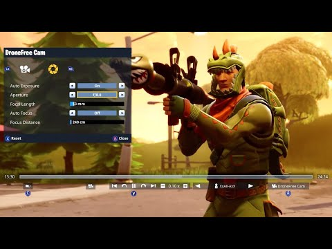 Fortnite Replay Tools Reveal - GDC 2018