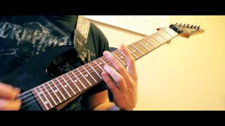 Original Song - Shadowmind - Overcome [ Guitar Playthrough ]