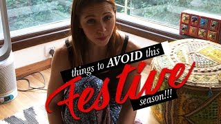TOP 5 THINGS TO AVOID THIS FESTIVE SEASON