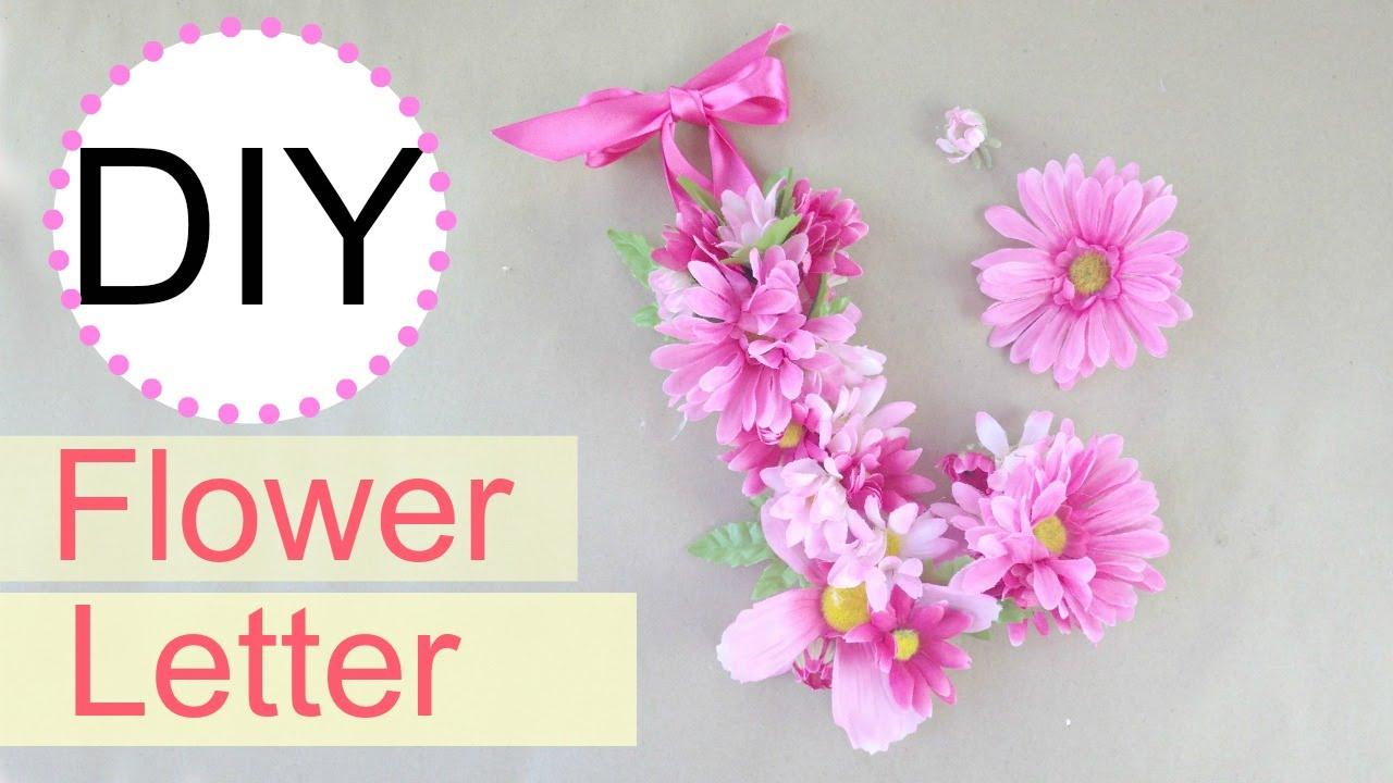 How To Decorate Your Room With Flower