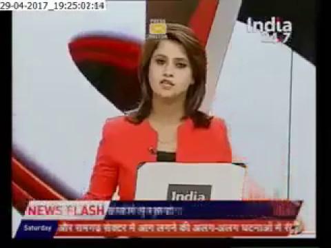 ShivYog on India 24x7