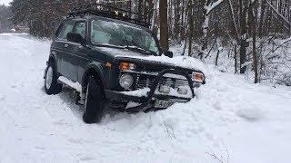 Lada drift 4x4. Нива Дрифт Offroad#drift #snowdrift