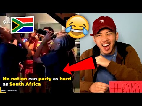 NO NATION CAN PARTY LIKE SOUTH AFRICA! 🇿🇦😂🔥 AMERICAN REACTION!