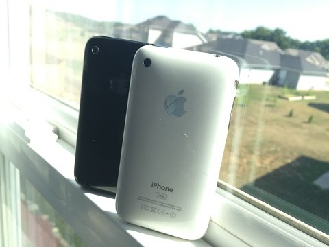 Is the iPhone 3GS worth it in August 2016?
