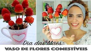 FLORES COMESTÍVEIS (Especial Dia das Mães)