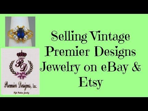 Premier Designs Vintage Jewelry