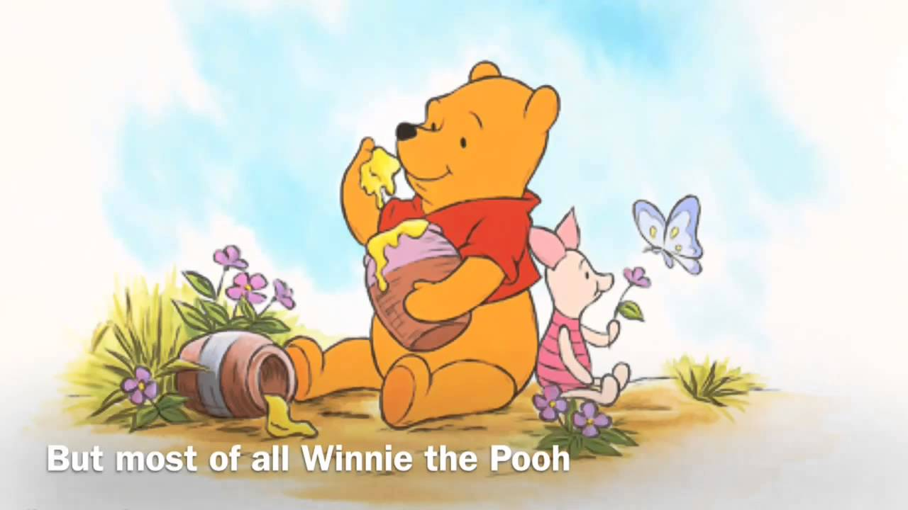 winnie the pooh theme song with english winnie the pooh theme song with english lyrics youtube voltagebd Gallery
