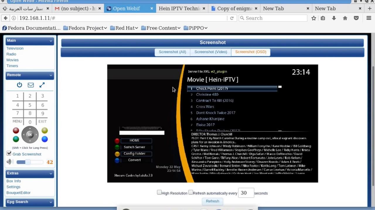 How To install IPTV M3u list On ENIGMA2 on xcplugin 2 3