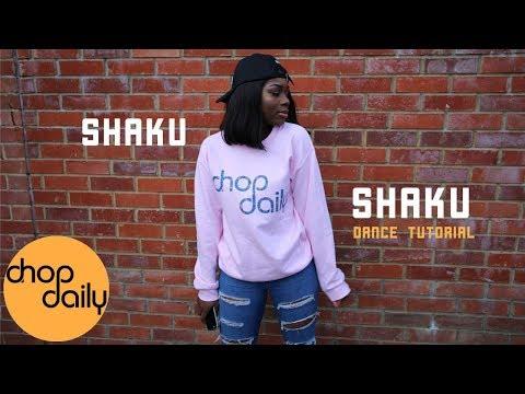 How To Shaku Shaku (Dance Tutorial) | Chop Daily thumbnail