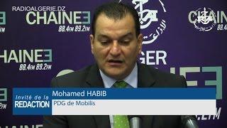 Mohamed Habib PDG de mobilis