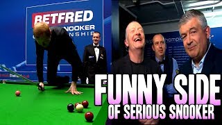 Funny side of serious snooker (Part 6)