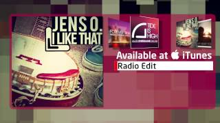 Jens O. - I Like That (Radio Edit)