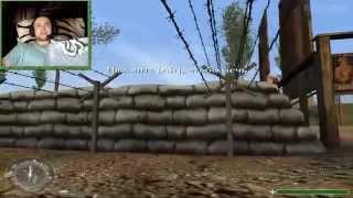 [ч.01] Прохождение Call of Duty с вебкой - Тренировка перед боем(Прохождение Call of Duty вместе с вебкой Подпишитесь чтобы не пропустить новые видео. Подписка на мой канал -..., 2013-04-15T11:44:12.000Z)