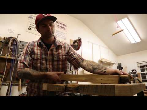 Video Series - Building the Taproom Tables of Open Outcry Brewing Co