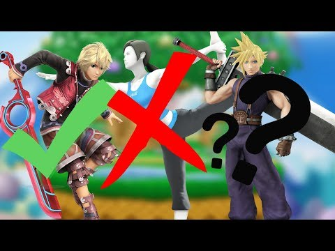 Which Characters Will Return in Smash 5?