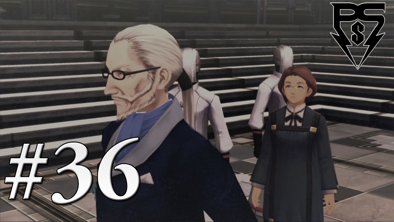 Tales of Xillia 2 PsS Playthrough Part 36 - Rowen and Marcia (Rowen)